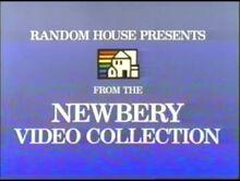 Random House Home Video Newsberry Collection Logo