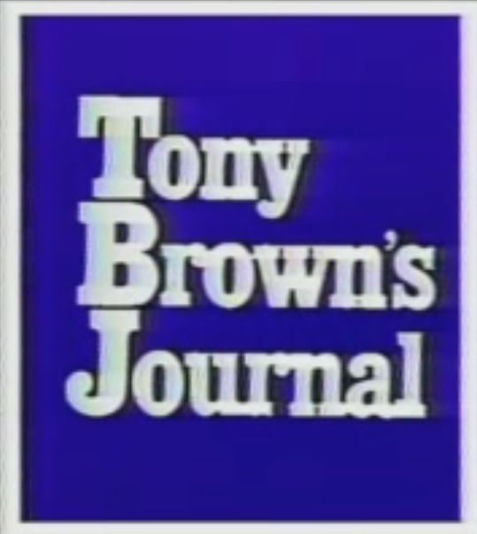 Tony Brown's Journal