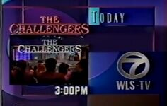 WLS-TV Channel 7 America's Watching ABC 1990-91