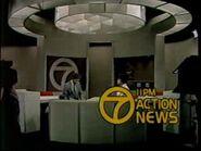 WXYZ 11PM Action News 1982
