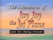 Jay Jay the Jet Plane 1994 title