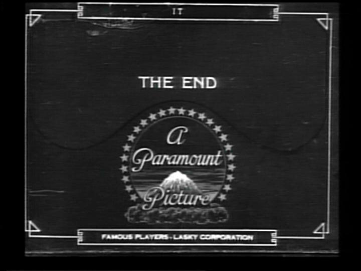 Paramount Pictures (1927) The End.jpg
