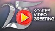 Sctv 25 kontes video greetings