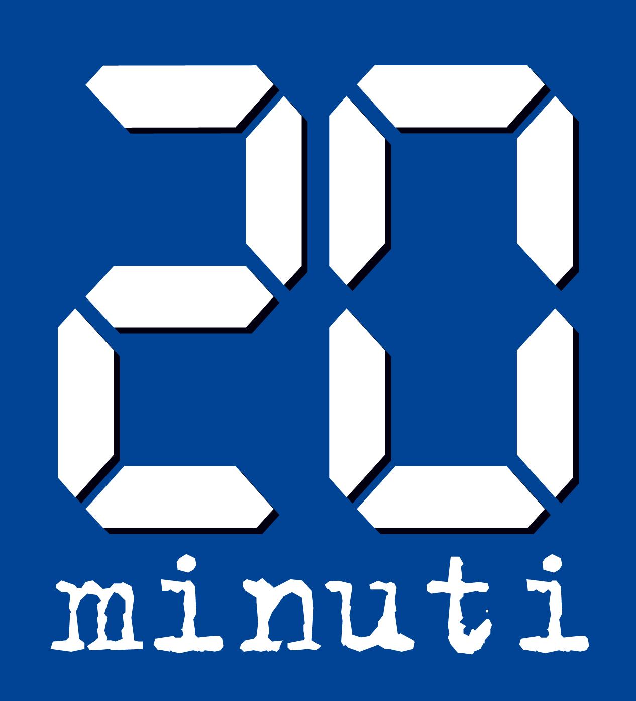 20 minuti