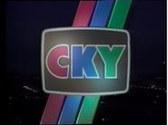 CKY-TV 1990 2