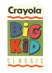 Crayola Big Kid Classic