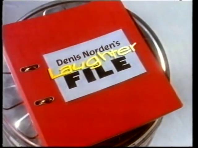 Denis Norden's Laughter File