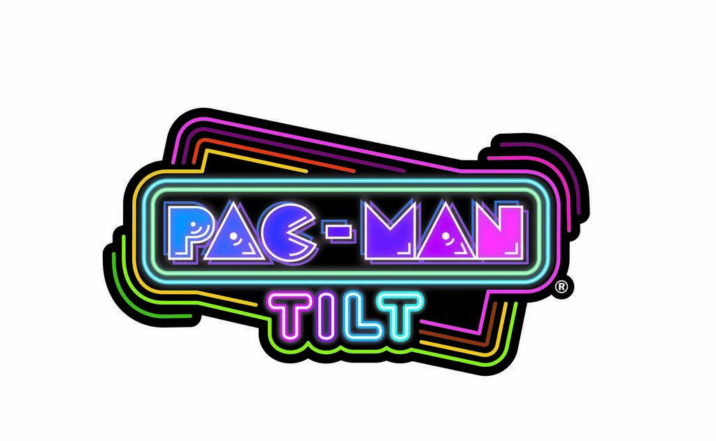 Pac-Man Tilt