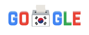 South Korea National Election Day 2020