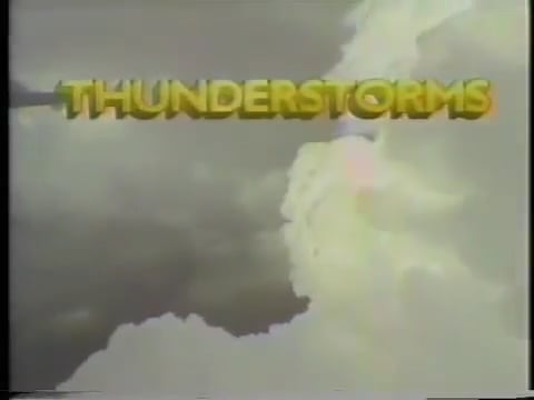 Everyday Weather: Thunderstorms
