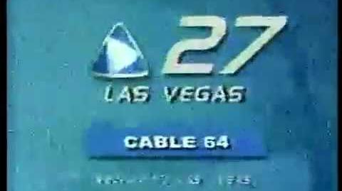 KELV-LP TeleFutura 27 Station ID 2004