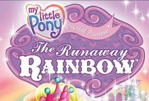 My Little Pony- Crystal Princess - The Runaway Rainbow (2006 video game).jpg