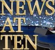 News at Ten - ITV 1988