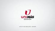 UniMás Denver KTFD-DT Ident December 2017