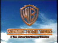 Warner Home Video - Free Willy (1993 VHS)