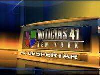 Wxtv noticias 41 al despertar package 2006