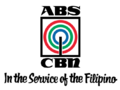 Abs cbn logo and slogan 1989