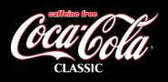 Caffeine Free Coca Cola Box Logo