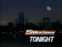 KOCO 5 Alive News Tonight 1992