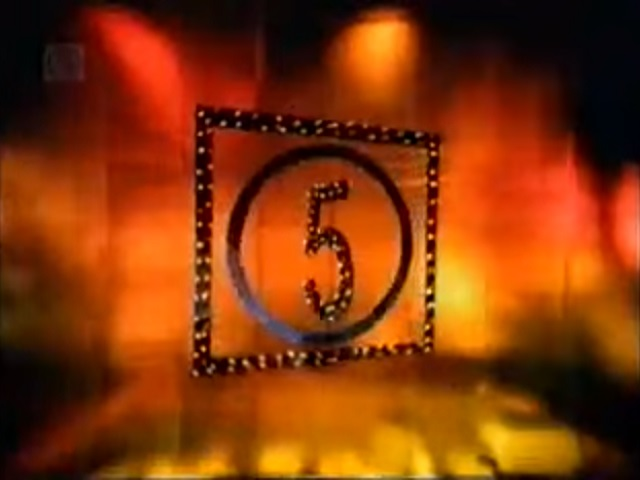 Channel 5/Christmas Idents
