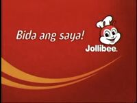 Jollibee bida ang saya 2006