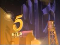 KTLA Channel 5 ID (1995)