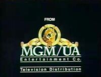 MGM UA TV Distribution