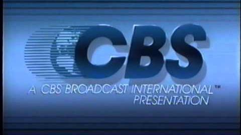 A CBS Broadcast International Presentation (1987) Company Logo (VHS Capture)