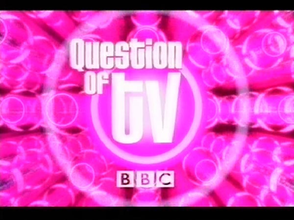 A Question of TV