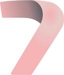 Canal Siete Jujuy (Logo Día de la lucha contra el cáncer)