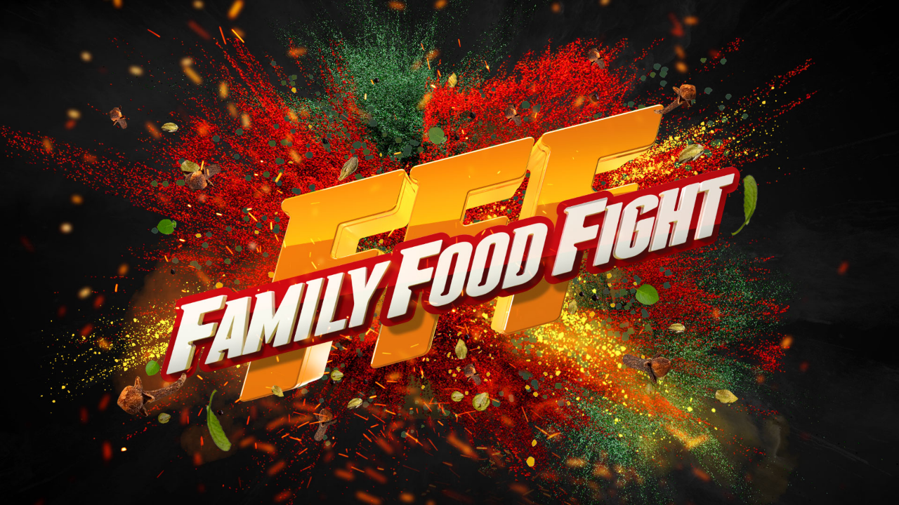Family Food Fight (USA)
