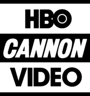 HBO Cannon Video print logo (Monochrome)