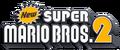 Logo - New Super Mario Bros. 2-1-