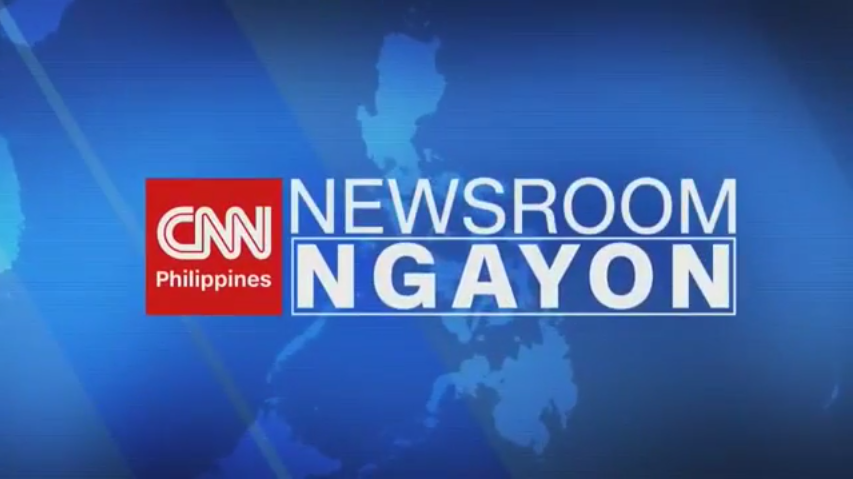 CNN Philippines Newsroom Ngayon