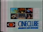 Cineclube Banco do Brasil 1994 promo
