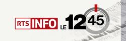 Le 12-45 - RTS 2014