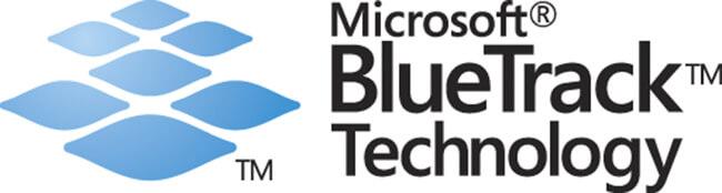 Microsoft BlueTrack Technology