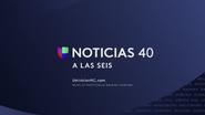 Wuvc noticias 40 a las seis package 2019