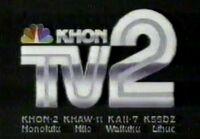 KHON-TV2 (1988)