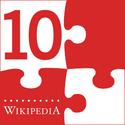 Logo 10 Urodzin