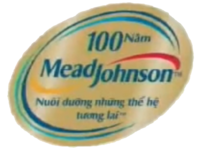 100th Anniversary MeadJohnson logo