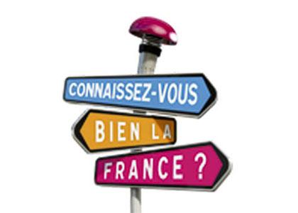Connaissez-vous bien la France?