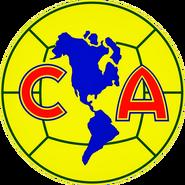 Escudo Club América 1991-1994