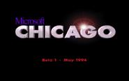 Microsoft Chicago Bootscreen (May 1994)