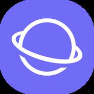 Samsung Internet Logo