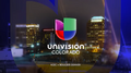 Univision Colorado KCEC-DT Ident December 2017