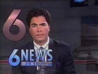 WLNE 6 News 1991 ID