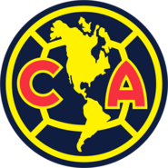 Escudo Club América 2017-Actual Azul