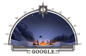 Google 105th Anniversary of First Expedition to Reach the South Pole (Version 2)