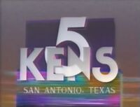 KENS-TV Get Ready for Channel 5 1989